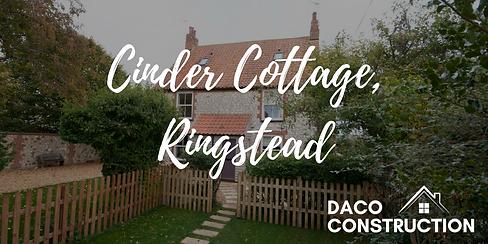 Cinder Cottage, Thornham