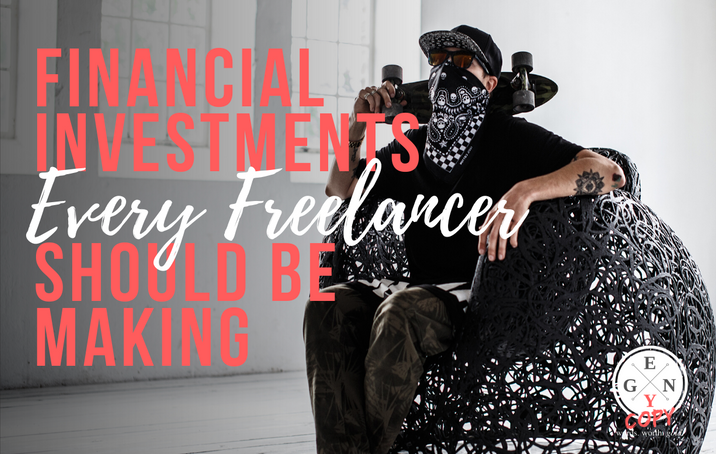 Financial Investments Every Freelancer Should Be Making