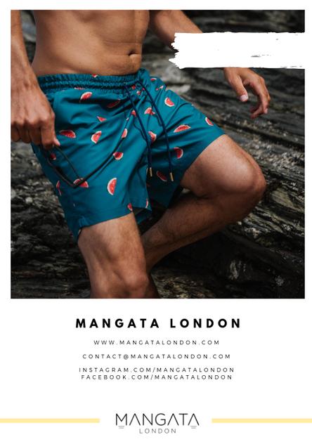 Mangata London Look Book