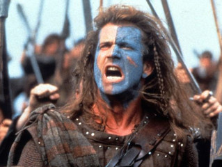 damn you independence. damn you william wallace.