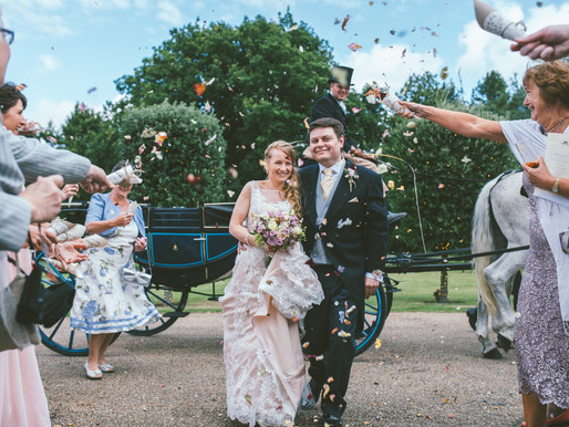 Real Wedding: Scott & Lucy