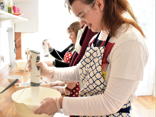 Our Amazing Natural Soap Making Workshops