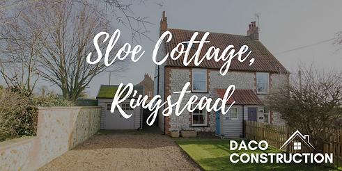 Sloe Cottage, Thornham