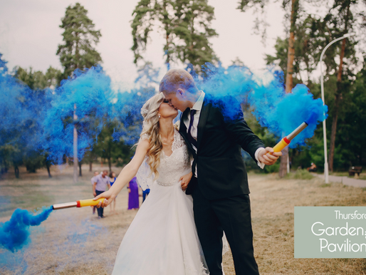 *These* Are The Most Popular Wedding Colour Combinations
