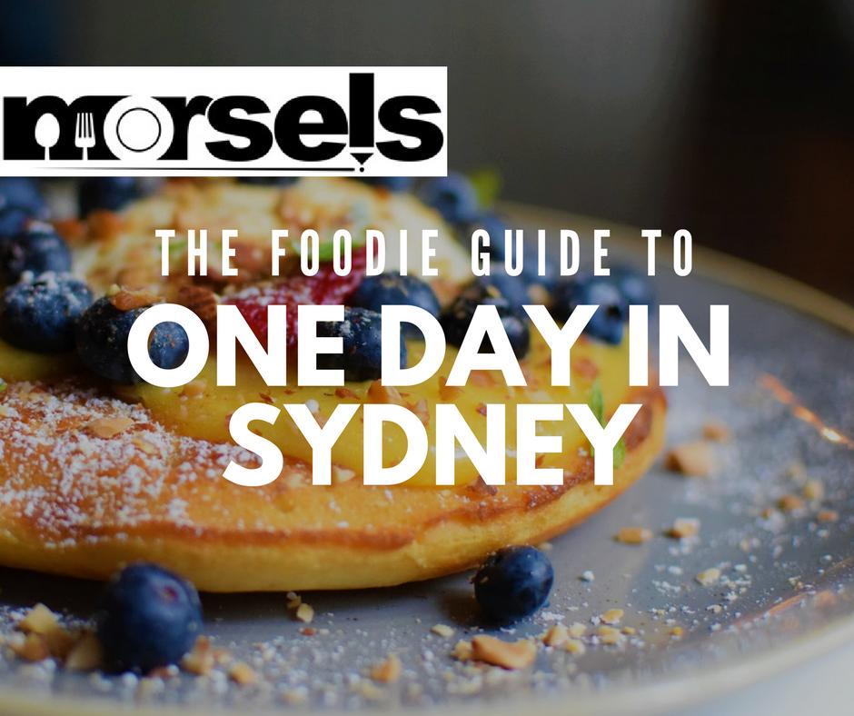 Morsels Pancakes Australia Sydney