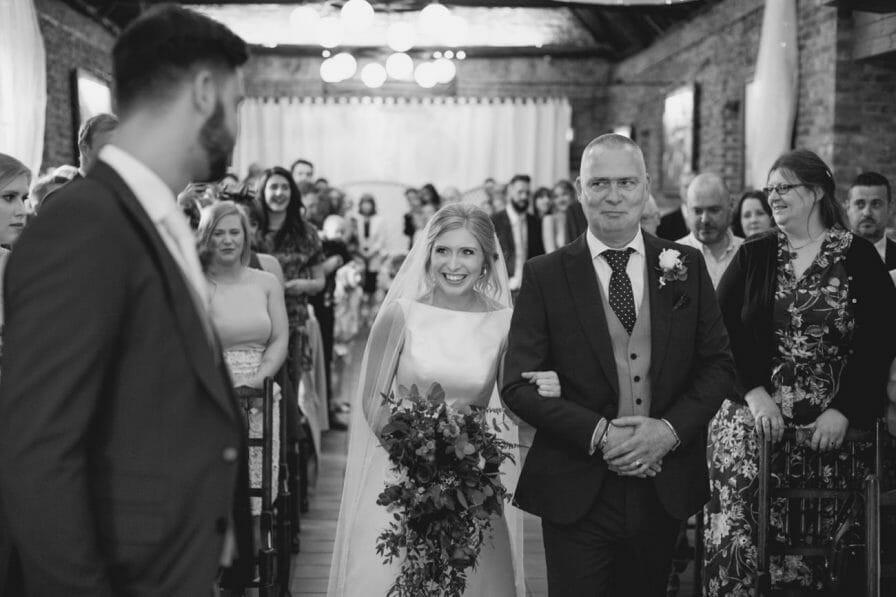 Thursford Garden Pavilion  Wedding