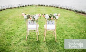 Unique Wedding Ideas chairs