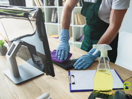 Establish A Safe Return To Work With This Office Cleaning Plan