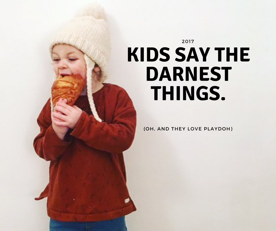 Kids Say The Darnest Things
