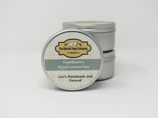 The Kentish Soap Co Hand Cream Bars