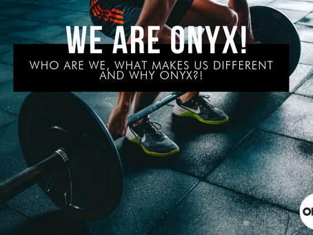 Welcome to Onyx!