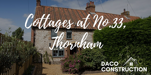 Cottages At No. 33, Thornham