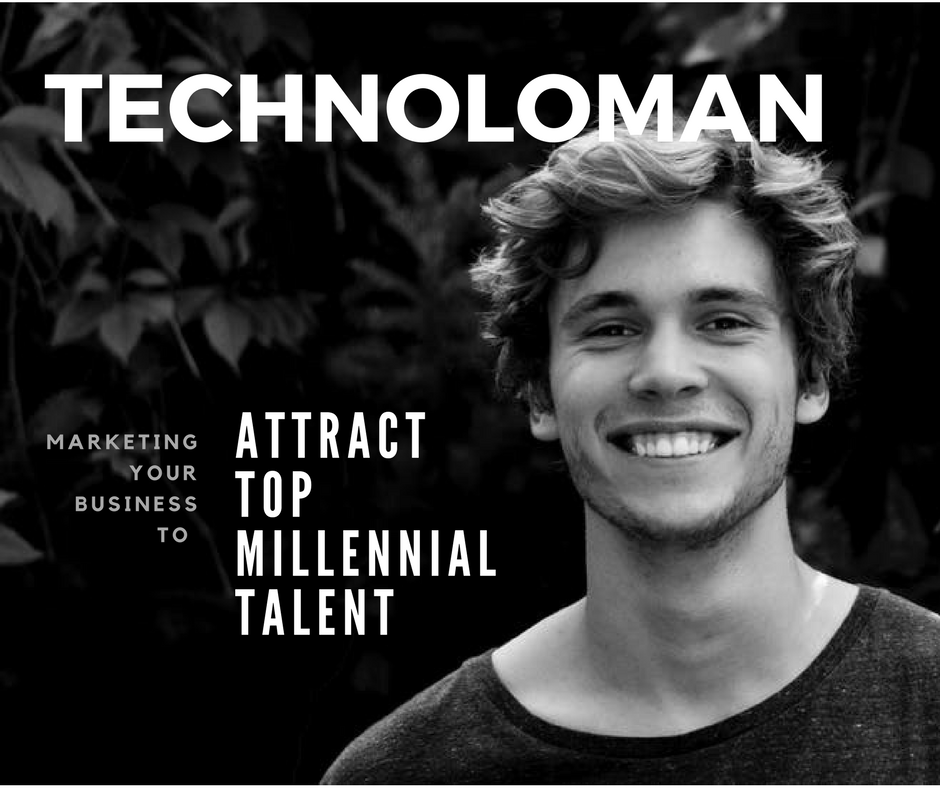 Technoloman: Attracting Top Talent