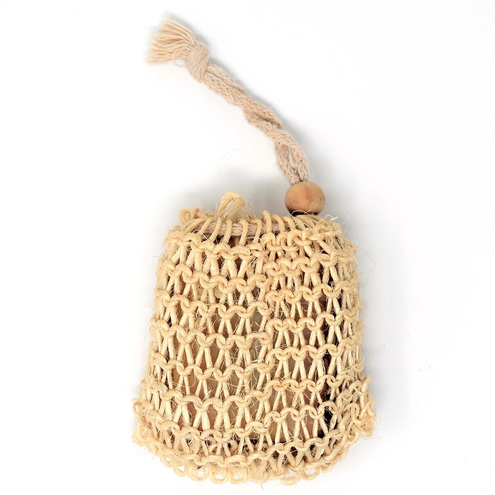 Kentish Soap Company Sisal Bag