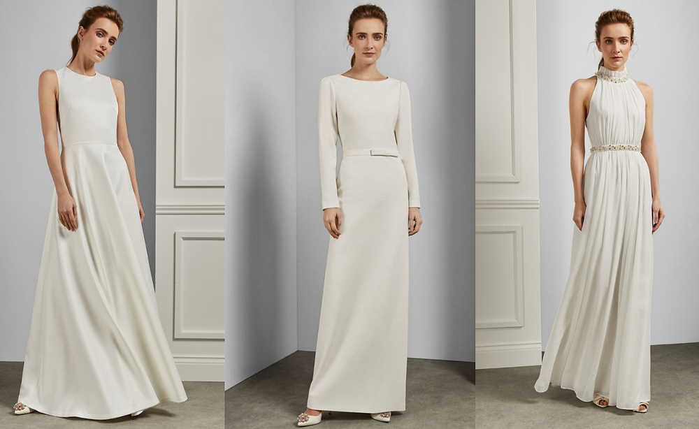 Best High Street Wedding Dresses Ted Baker
