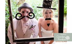 Unique Wedding Guest Book ideas Thursford