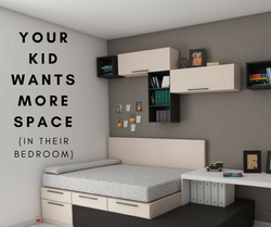 Your Kid Wants More Space