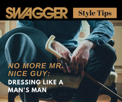 Swagger Magazine Dressing Like A Man