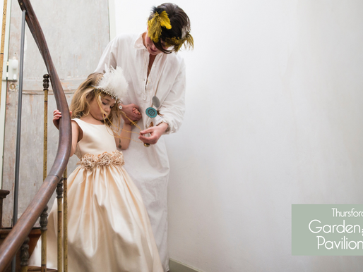 *These* Are The Most Gorgeous Ways To Involve Your Kids In Your Wedding