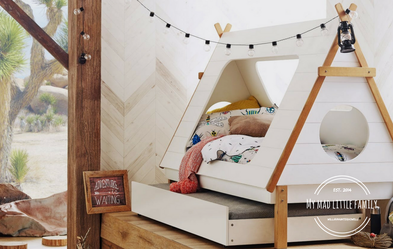 The Den That Dreams Are Made Of: Creating The Best Bedroom For Your Kids