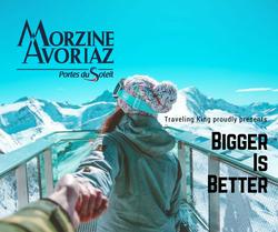 Portes Du Soleil: Bigger Is Better