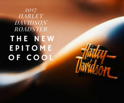 Harley Davidson: The Epitome Of Cool