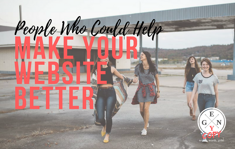 Make Your Website Better, Gen Y Copy