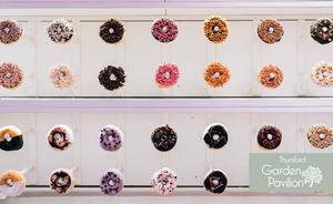 Norfolk Wedding Venues - Doughnut Wall