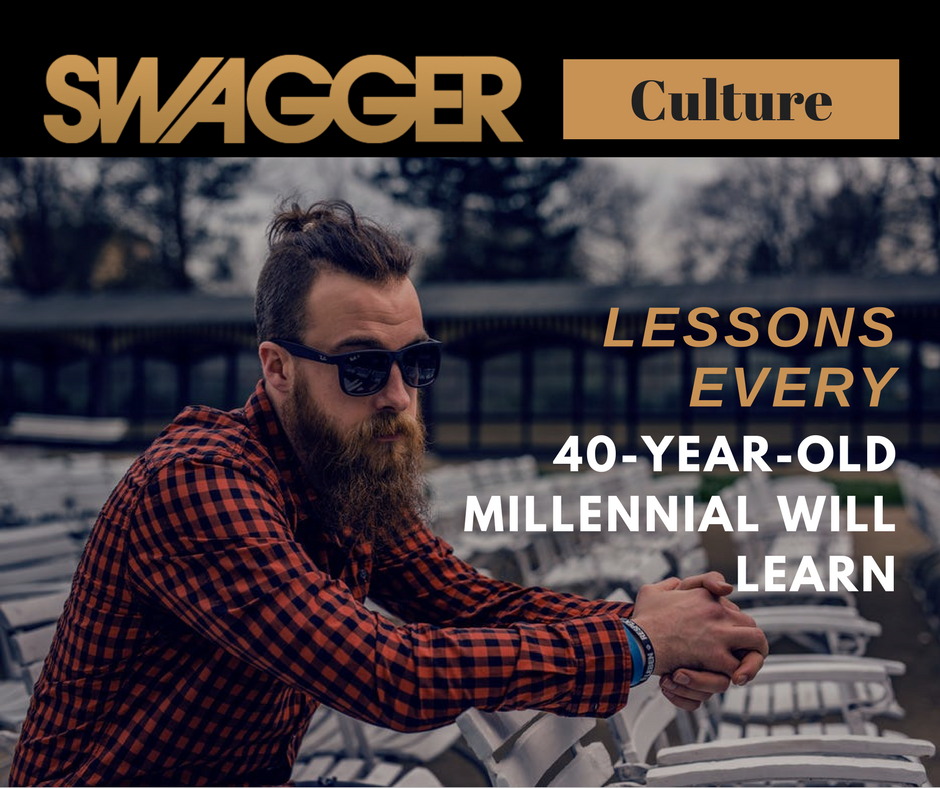 Swagger Magazine Hipster Beard