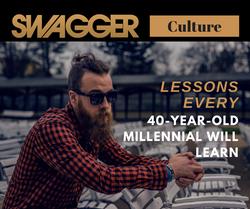 Swagger Magazine Hipster Beard
