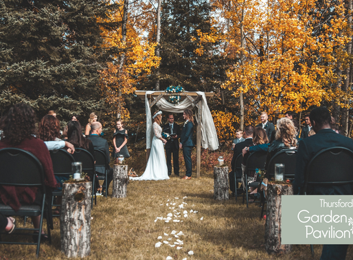7 Gorgeous Must-Haves For Your Autumn Wedding