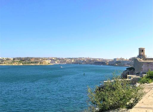 The Kentish Soap Co Visits Malta