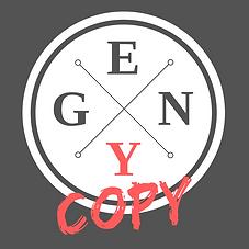 Gen Y Copy Nottingham