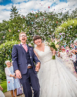 Thursford Garden Weddings