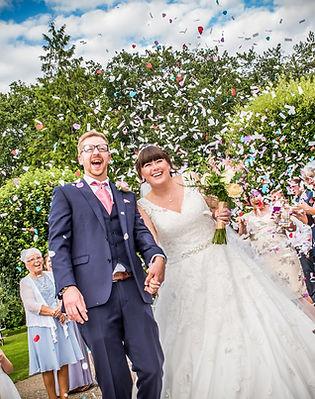 Thursford Garden Weddings
