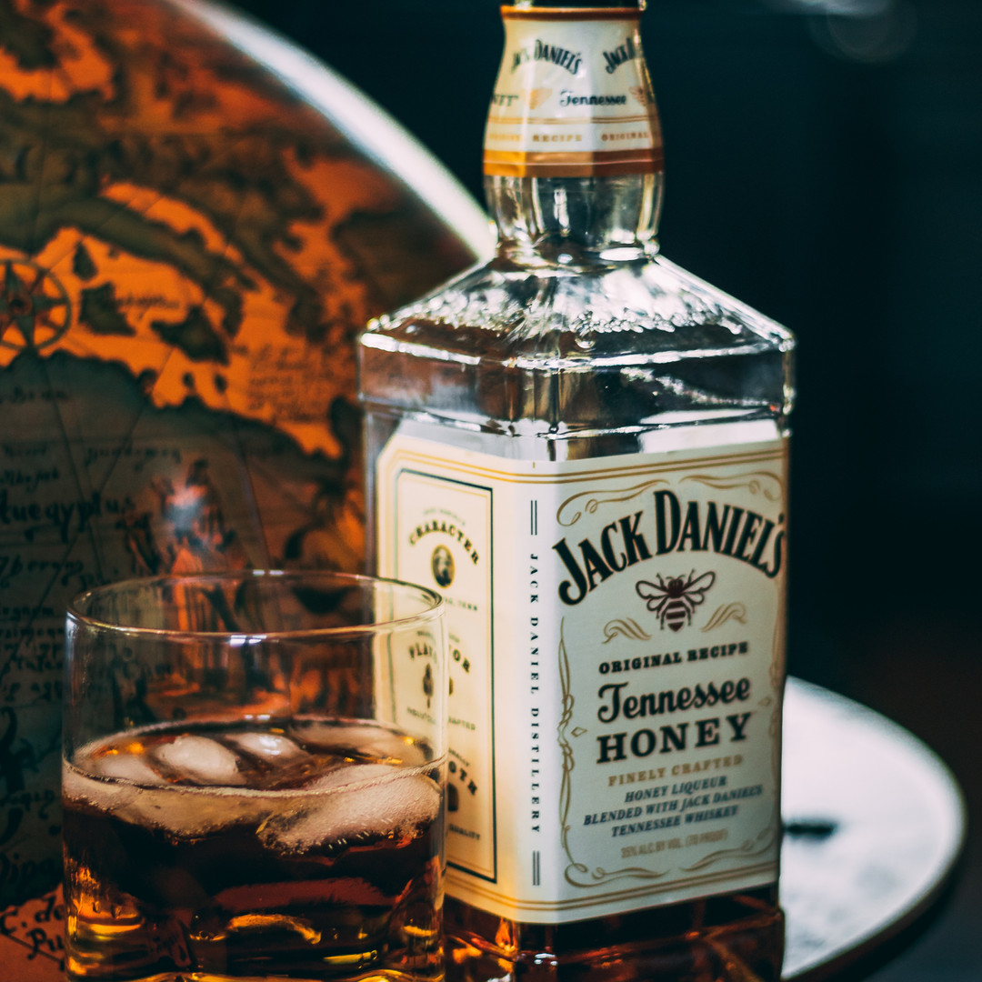 Jack Daniels is our favourite. Genuinely.