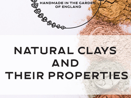 Natural clays and their properties