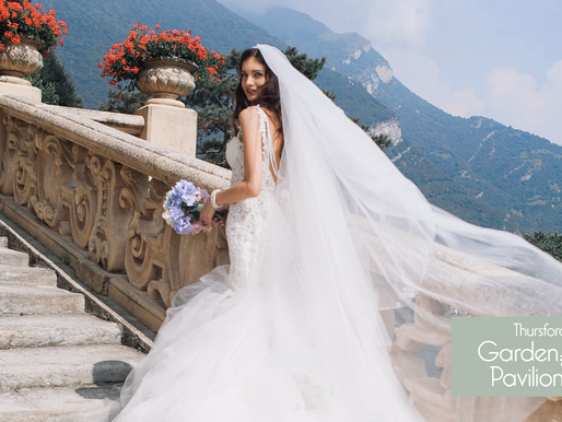 The 12 Most OMG! Celebrity Wedding Dresses Of All Time