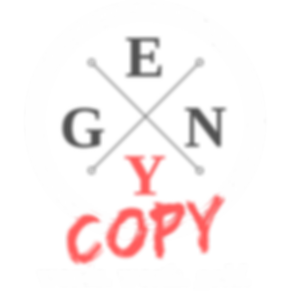 Gen Y Copy best copywriter in Nottingham and Norfolk
