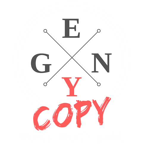 Gen Y Copy best copywriter in Nottingham and Norfolk
