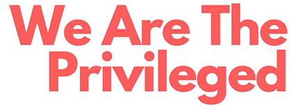 We are the privileged logo