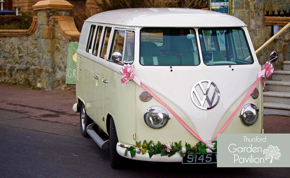 Unique Wedding Ideas guest transportation