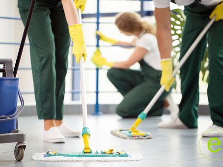 6 Reasons Your Business Will Benefit From A Commercial Cleaning Company