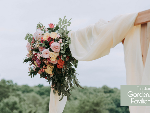 The Magical Meanings Behind Your Favourite Wedding Flowers