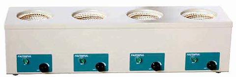 лабораторный колбонагреватель двухместный трехместный четырехместный шестиместный faithful, лабораторные колбонагреватели на три колбы на две колбы на четыре колбы на шесть колб