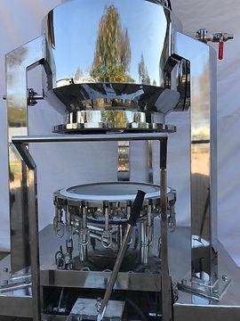 Нутч-фильтр из нержавеющей стали 20 литров Ablaze