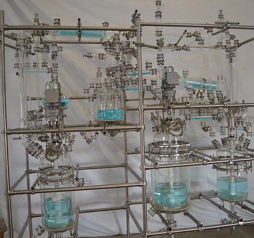 Лабораторные реакторы, лабораторые реакторы цена, лабораторные реакторы с мешалкой, лабораторные реакторы из Китая, лабораторные реакторы IKA