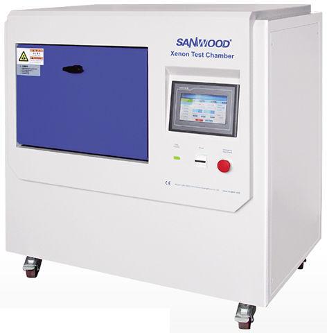 погодная ксеноновая испытательная камера дождя влажности температуры Sanwood E-SUN