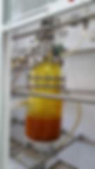 Стеклянный лабораторный реактор, химческий реактор из стекла, стеклянные реакторы, реакторы ABLAZE