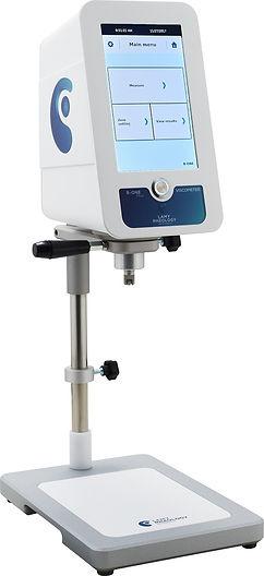 Ротационный вискозиметр Lamy Rheology B-One Touch, ротационный вискозиметр Lamy B-One Plus, ротационные вискозиметры, динамическая вязкость, лабораторный вискозиметр, измерение вязкости